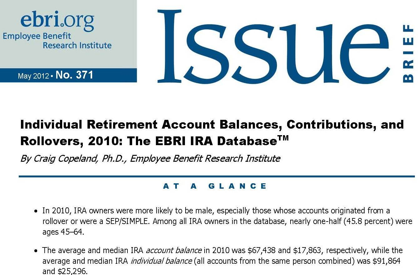 an analysis of the individual retirement accounts which offer several benefits An individual retirement account is an investing tool individuals use to earmark funds for retirement savings there are several types of iras as of 2018: traditional iras, roth iras, simple iras.